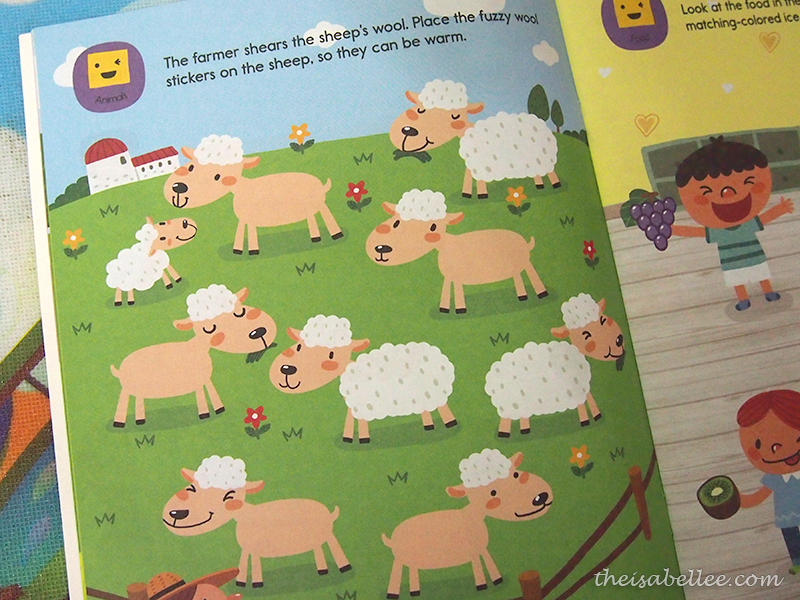 QQ Books sheep