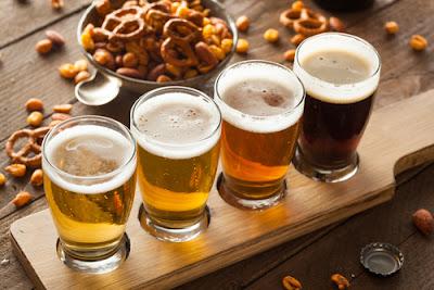 desaparecimento da cerveja...