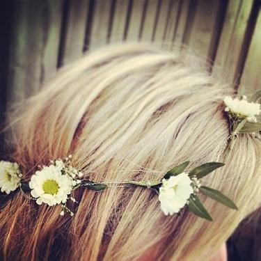 midsommarkrans, midsummer halo, midsummer wreath