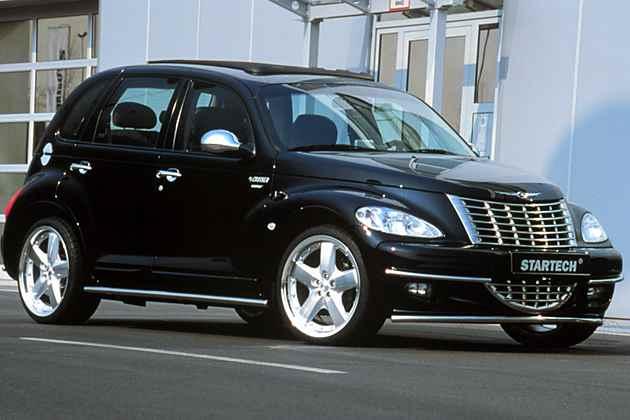 Chrysler 300c touring as a tow car #1