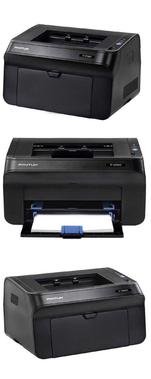 Pantum P1050 Laser Printer Mono SFP