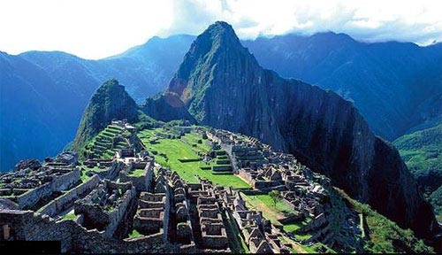5 famous mountain ranges in south america