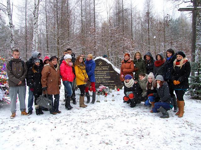 Bielawy, 7 grudnia 2012, Hubalowa Wigilia
