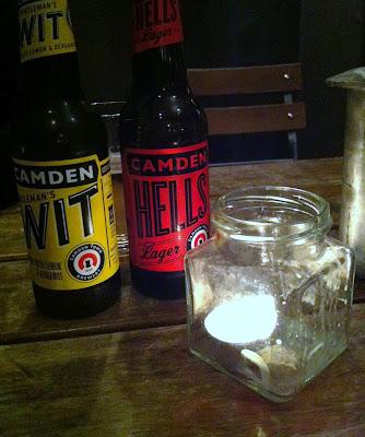 Camden Town Brewery beers