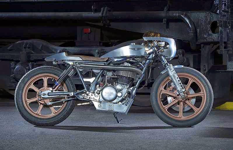 generation bobber yamaha sr 500 umbau von exesor motorcycles. Black Bedroom Furniture Sets. Home Design Ideas