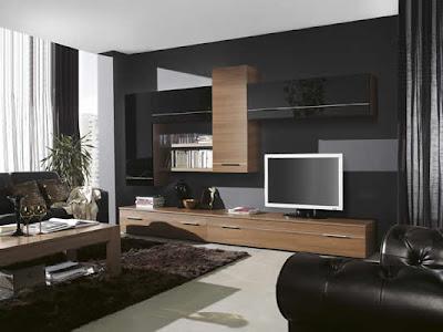 Decoraci n salones modernos decorando mejor for Decoracion de estudios modernos