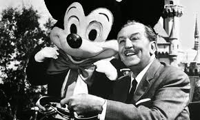 Walt Disney e Hanna Barbera