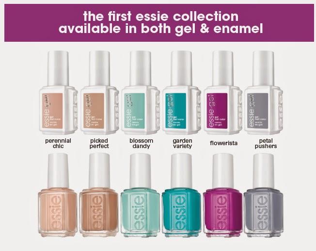 ESSIE Spring Collection 2015 - everything2k