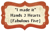 I was selected as Fabulous five