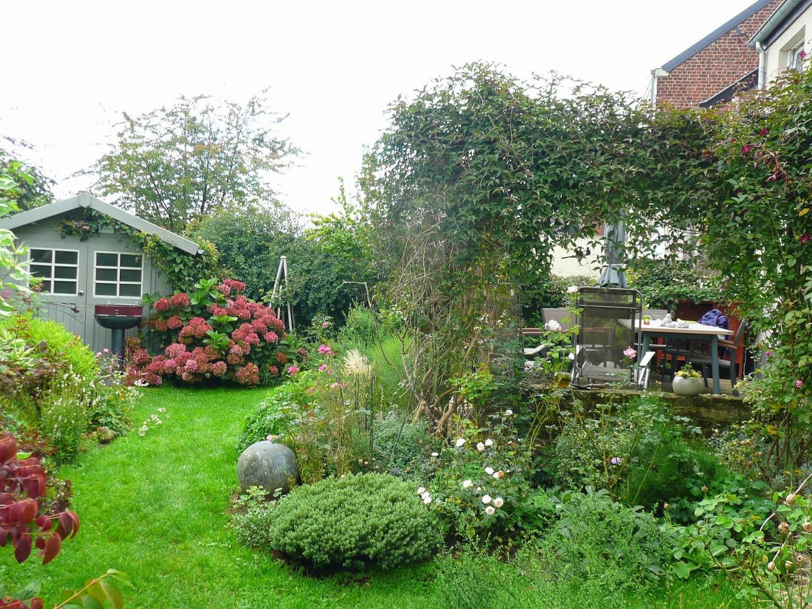 Notre jardin secret week end belge le jardin de malo for Les jardins de lee