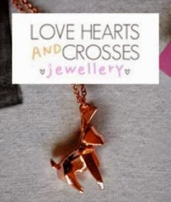 LOVE HEARTS & CROSSES