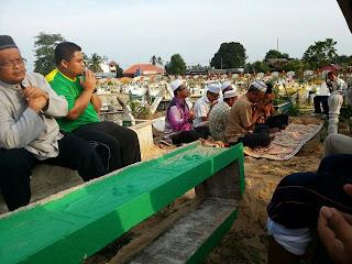 Majlis Pengebumian Arwah Hj Wan Nor |perkuburan Masjid Kuala Besut