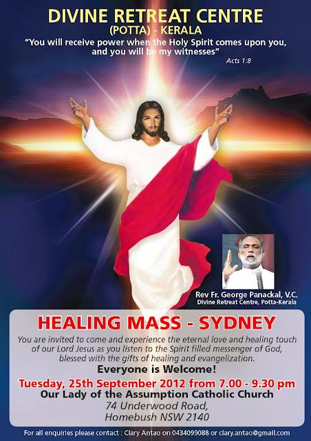 Sydney - Divine Retreat