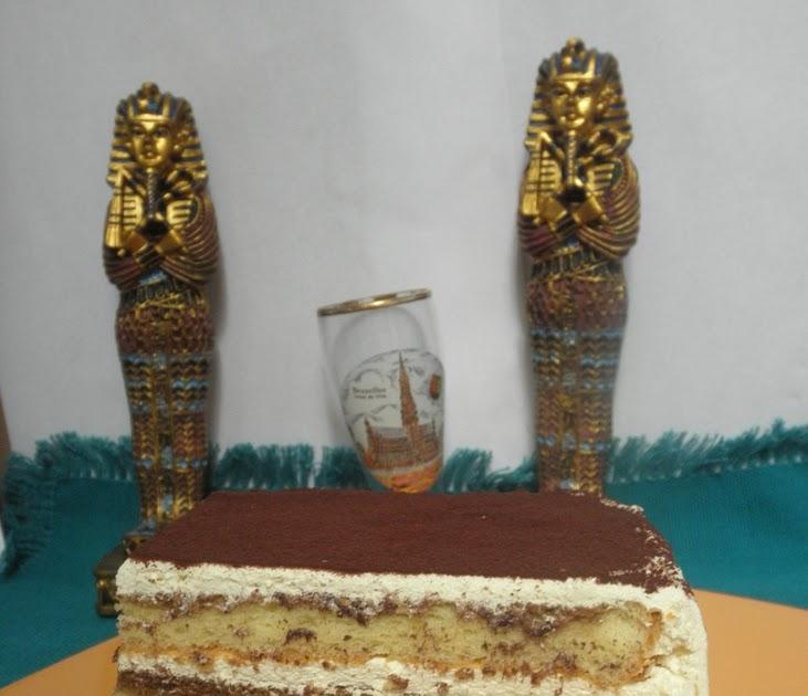 Dapur Anindya: Opera Cake & Tiramisu