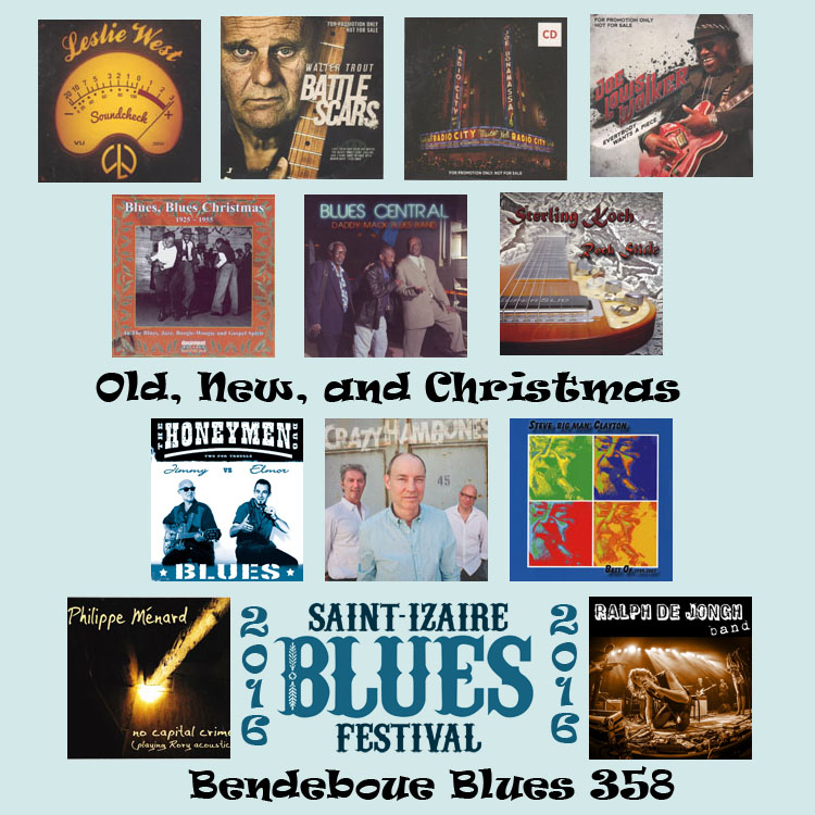 Bendeboue Blues: 2015