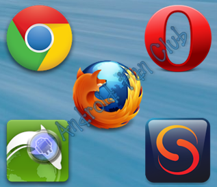 Top 5 Web Browsers for Android Smartphones & Tablets