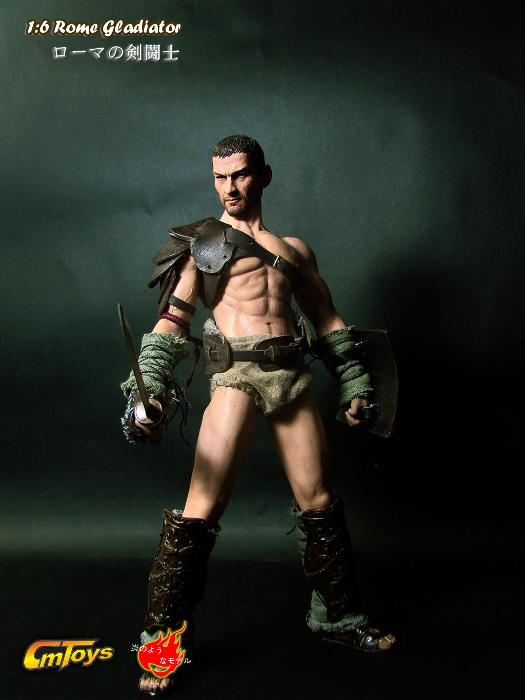 1//6 Scale Toy Metal Gear Solid-Disguiser-Mâle Base Corps Avec Bras robotique