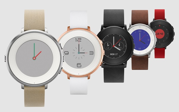 Pebble Time Round smartwatch launched as world's lightest (28g) and thinnest (7.5mm) smartwatch
