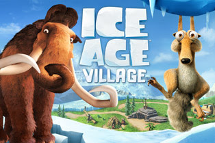 Ice Age Village Game for iPhone