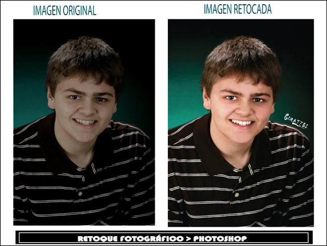 Retoque fotográfico > Photoshop
