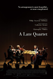 "Review | ""A Late Quartet"""