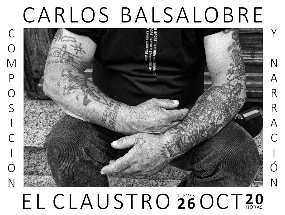 PONENCIA DE CARLOS BALSALOBRE