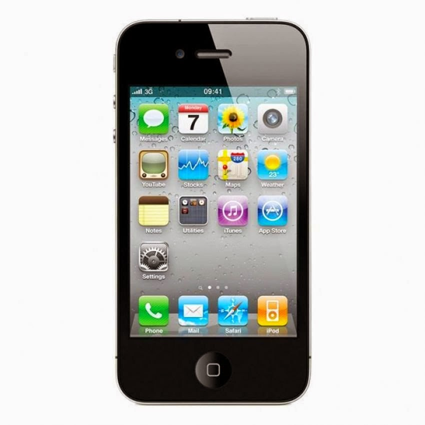 Harga Dan Spesifikasi Apple Iphone 4S-32GB Terbaru, OS iOS 5 Serta CPU Apple A5