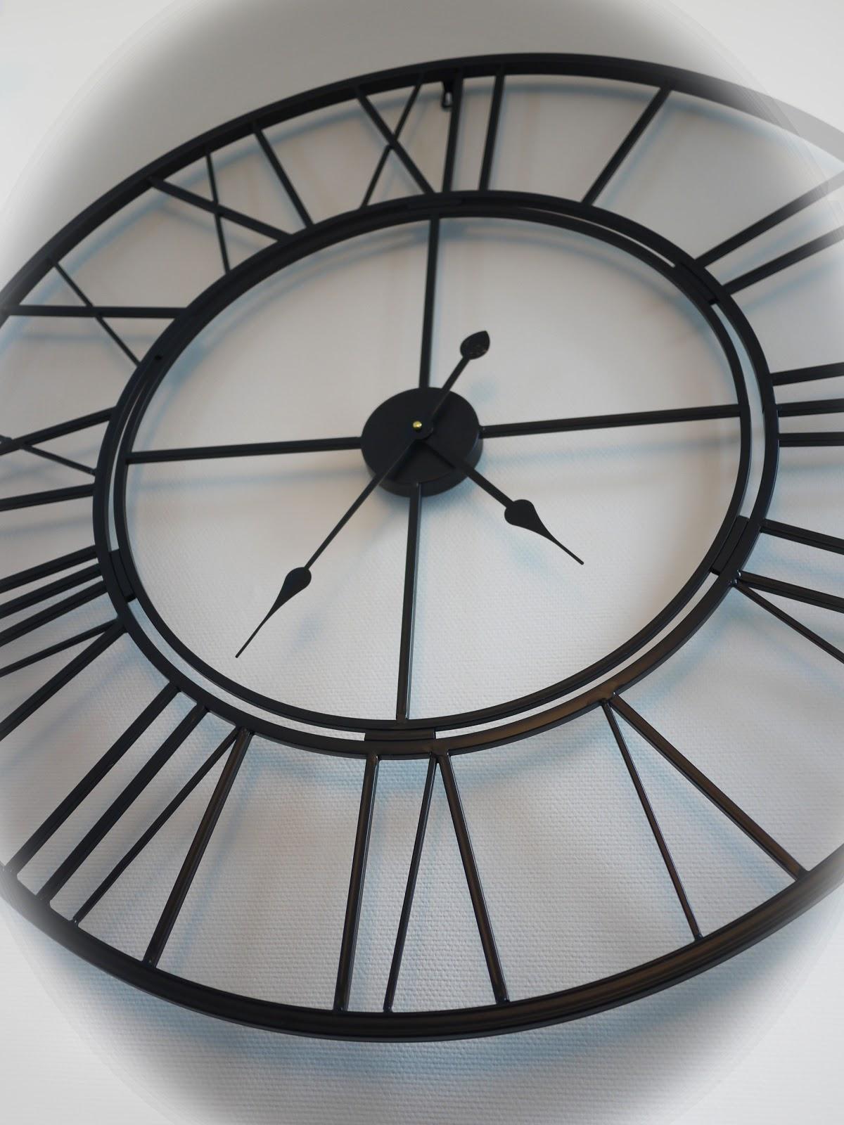 stor klokke