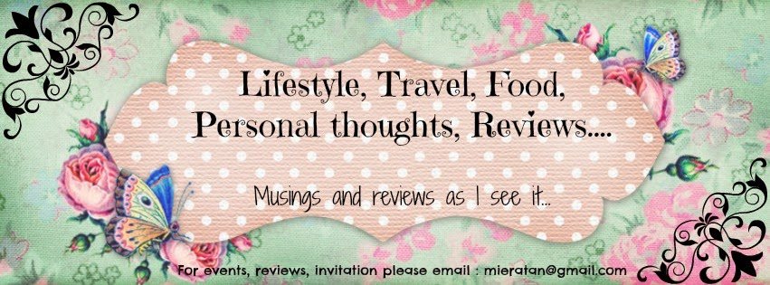 Lifestyle, Travel, Food, Personal, Reviews etc