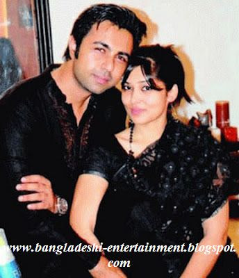 Bangladeshi Model Actor Apurbo Wedding