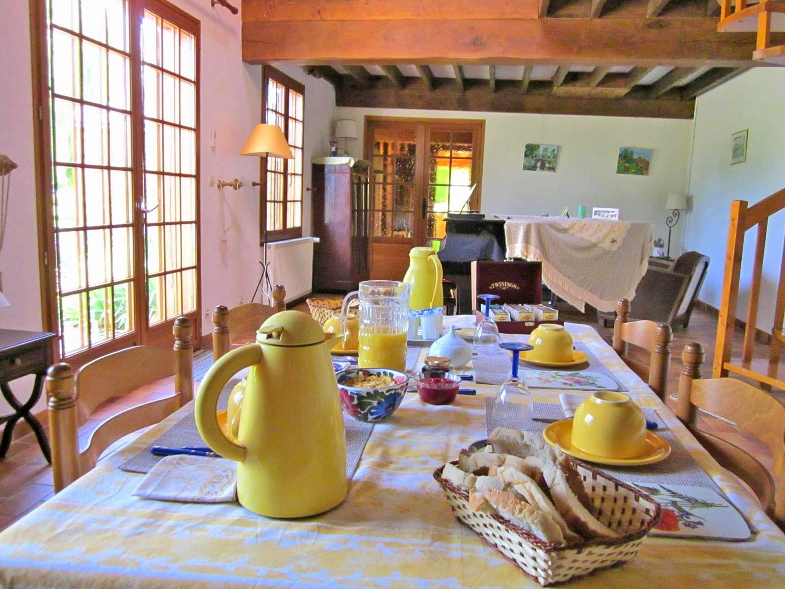 Chambres d'hôtes dans l'Eure, La Grenouillère