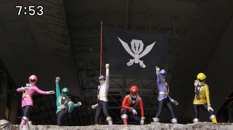Kaizoku Sentai Gokaiger Final Episode Summary