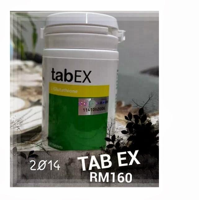 TAB EX (RM160)