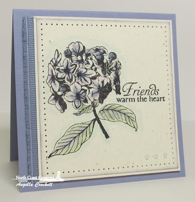 North Coast Creations Floral Sentiments 6, Card Designer Angie Crockett