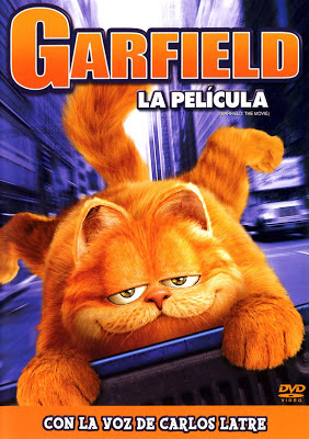 descargar Garfield 1– DVDRIP LATINO