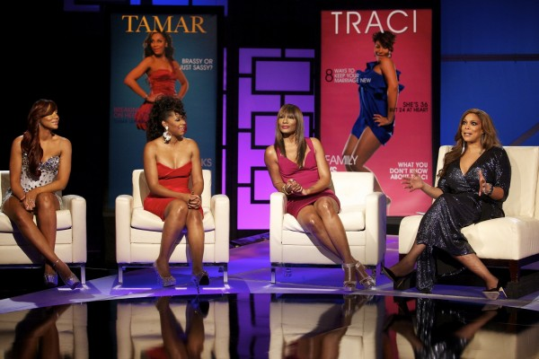 ... + Traci Braxton's Weight Loss & Trina Braxton's New Look Revealed