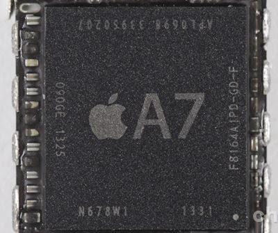 Svelati i componenti hardware del nuovo chipset A7 utilizzato sullo smartphone Apple iPhone 5S