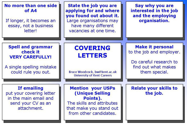 10 steps to write a perfect cover letter - How To Write The Perfect Cover Letter For A Job