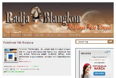 Radja Blangkon