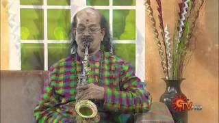 Virundhinar Pakkam – Sun TV Show 04-04-2014 Padmashree Dr. Kadri Gopalnath | saxophonist