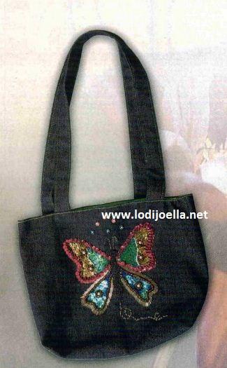 bolsas decoradas para regalo lodijoella