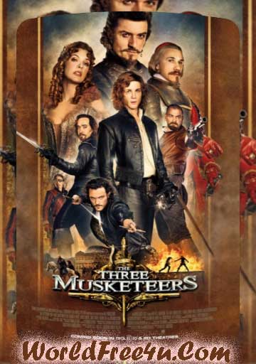 The Three Musketeers 2011 Dual Audio 300mb Free Download Hindi Dubbed