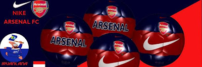 Nike Arsenal Ball PES 2013 By Irvanlana