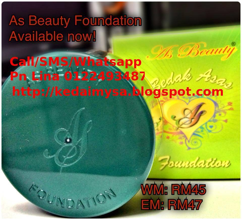 Foundation As Beauty