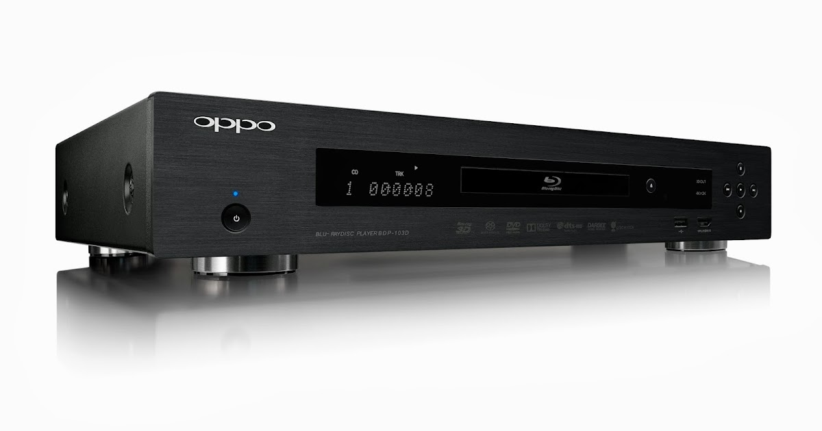 Le blog hd land oppo bdp 103d darbee prix - Salon hifi home cinema ...