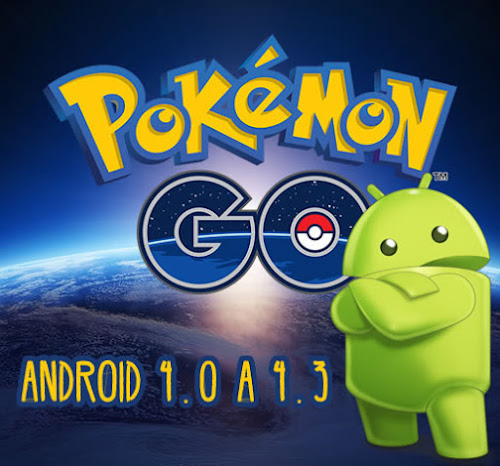 Como instalar Pokemon GO no Android 4.0 pra frente APK