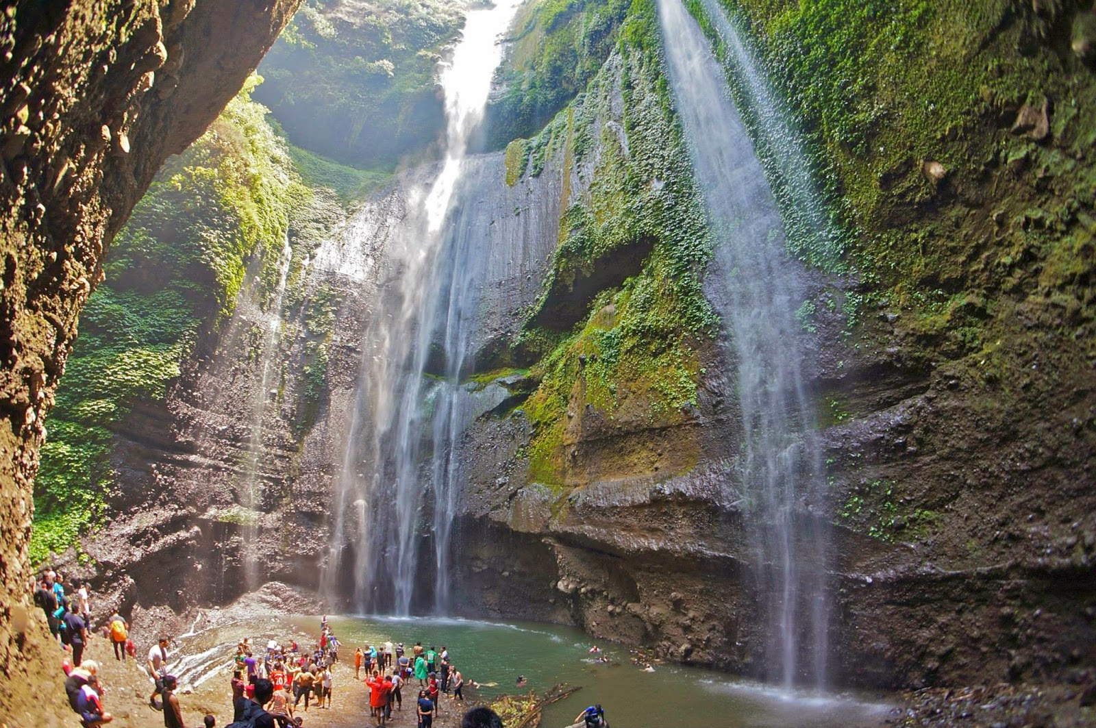 Air Terjun Madakaripura - Lumbang - Probolinggo - Jawa Timur