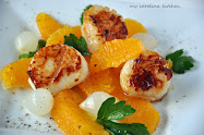 Citrus Seafood Salad