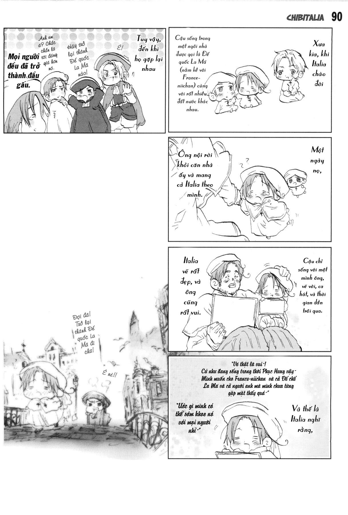 Axis Powers Hetalia chap 8 - Trang 3