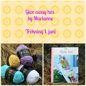 "Give away hos ""by Marianne"""